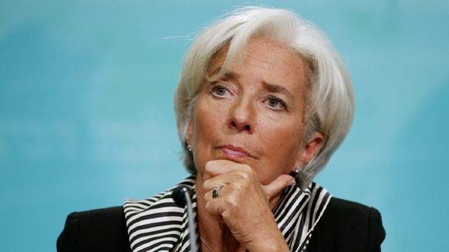 FMI, Christine Lagarde: Întărirea stabilităţii financiare este crucială