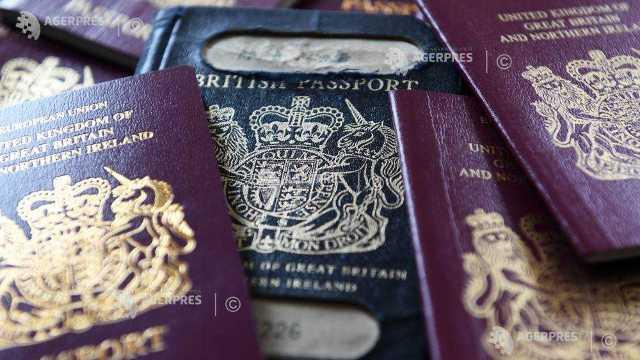 Numărul britanicilor deveniţi cetăţeni ai unei alte ţări din UE s-a dublat când a fost decis Brexut-ul