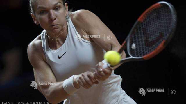 Tenis | Simona Halep, calificată în sferturile turneului de la Stuttgart