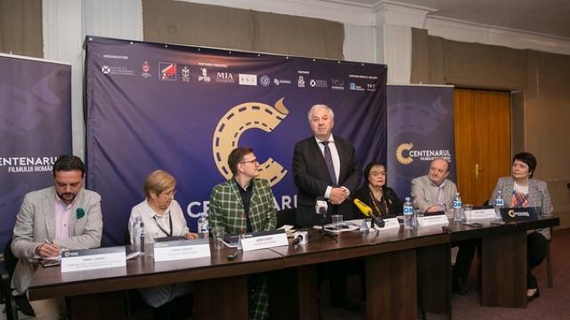 Centenarul filmului românesc a fost lansat la Chişinău