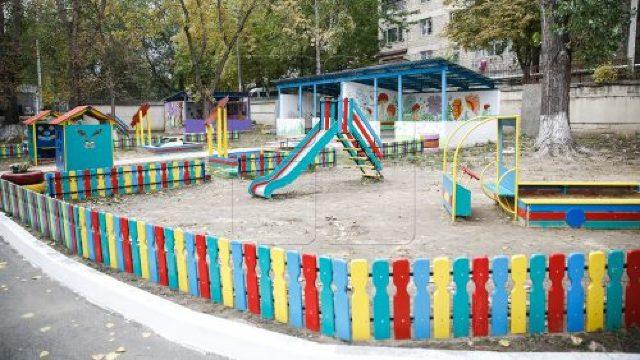 Încă o grădiniță din R.Moldova a fost renovată din banii României