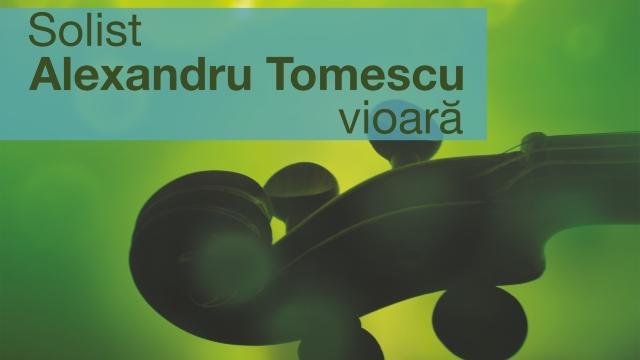 Alexandru Tomescu, din nou la Sala Radio