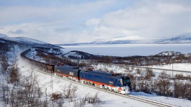 De ce Finlanda și Norvegia vor să construiască o cale ferată de 3 miliarde de euro