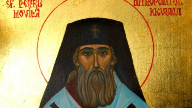 ROMÂNI CELEBRI   Petru Movilă, Mitropolitul Kievului, părintele teologiei ortodoxe moderne