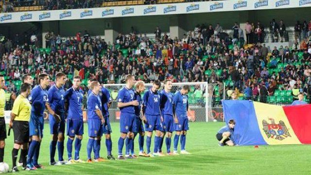 FIFA Ranking: Republica Moldova, la cea mai slabă clasare din istorie
