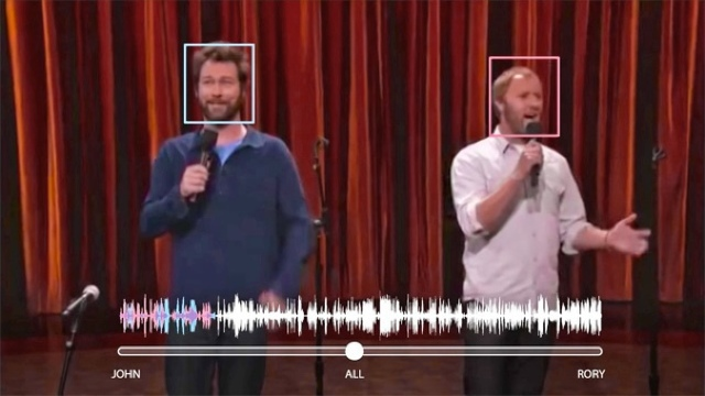 Tehnologiile Google care permit izolarea vocilor din mulţime: Sunetele ambientale sunt blocate | VIDEO