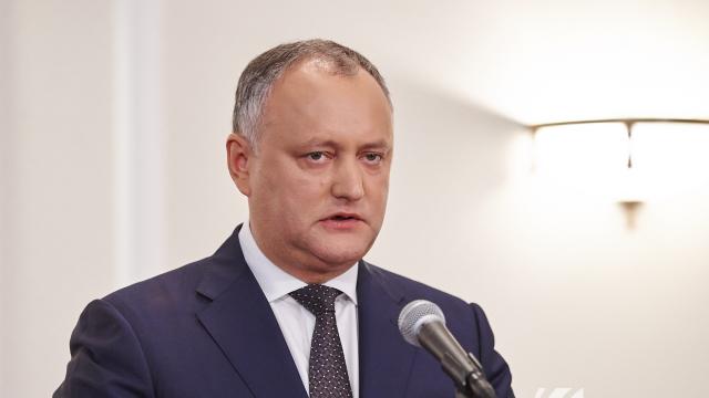 Igor Dodon vrea în Republica Moldova o dictatură ca în Belarus