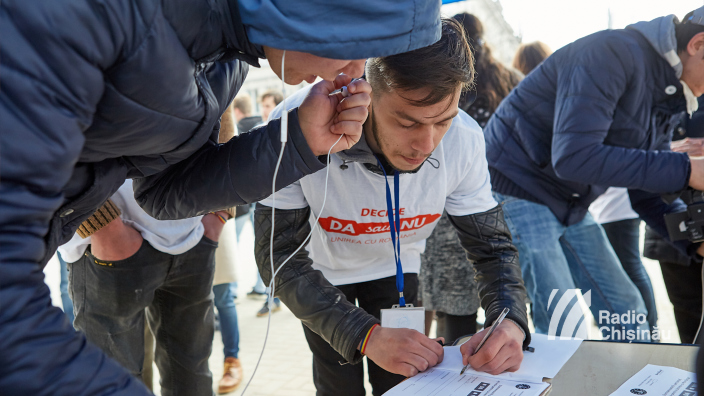 Termenul de consultare a locuitorilor Chișinăului privind Unirea a fost prelungit