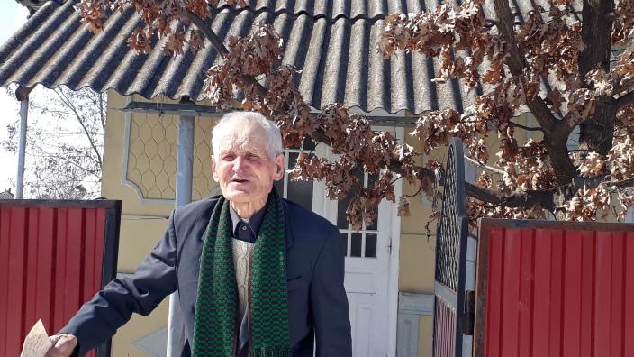 BASARABIA 100 | Mina Bradu, fost profesor, la 84 de ani: Sunt român din Basarabia