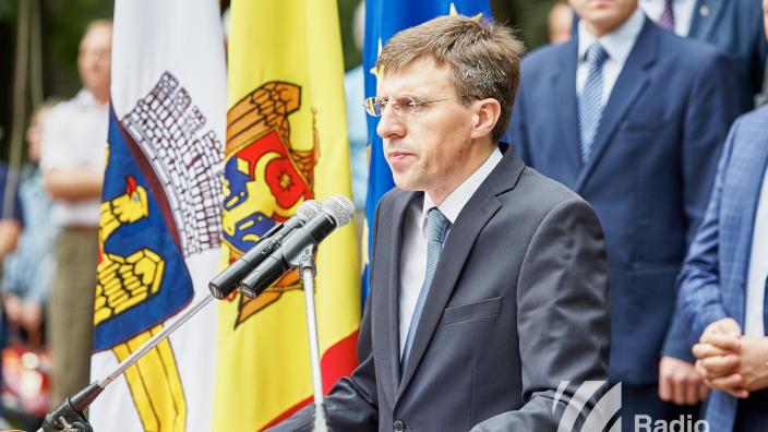 """Alegeri Chișinău   Dorin Chirtoacă îndeamnă locuitorii municipiului Chișinău să iasă la vot, """"dacă le pasă"""""""
