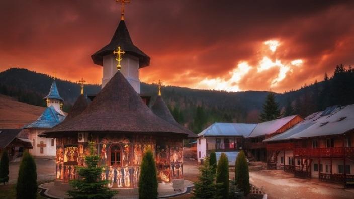 Maluri de Prut | Mănăstirea Petru Vodă, lăcașul sfânt închinat martirilor anticomuniști din România