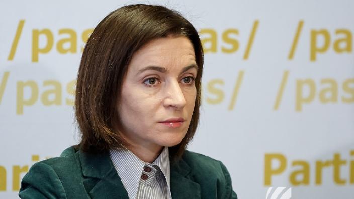 Alegeri Chișinău | Maia Sandu: Am votat împotriva corupției și a unui regim autoritar