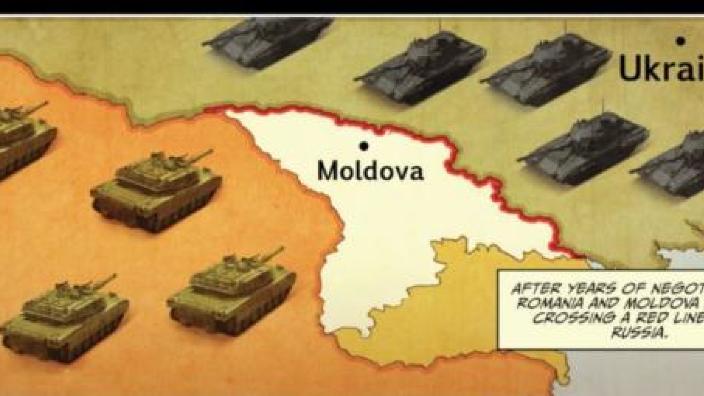 Unirea R.Moldova cu România, scenariu studiat la celebra academie militară West Point