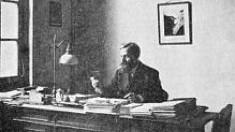 Istoria la pachet | Viața, activitatea și opera lui Emmanuel de Martonne, avocat al României la conferința de Pace de la Paris, 1919-'20