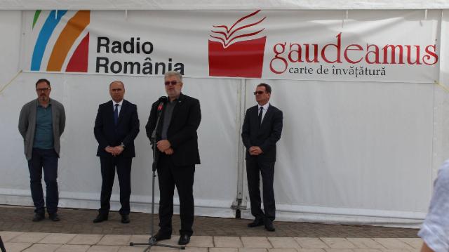 Evenimente la cea de-a 5-a ediţie a Târgului de Carte Gaudeamus Oradea, România