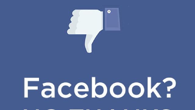 SONDAJ   Tot mai mulți tineri renunță la facebook