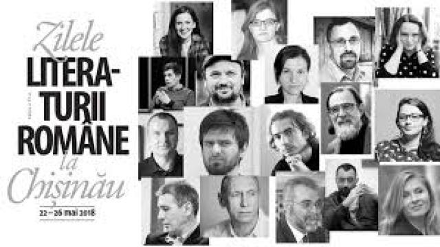 La Chișinău încep Zilele Literaturii Române. Lansări de carte, dezbateri și discuții literare
