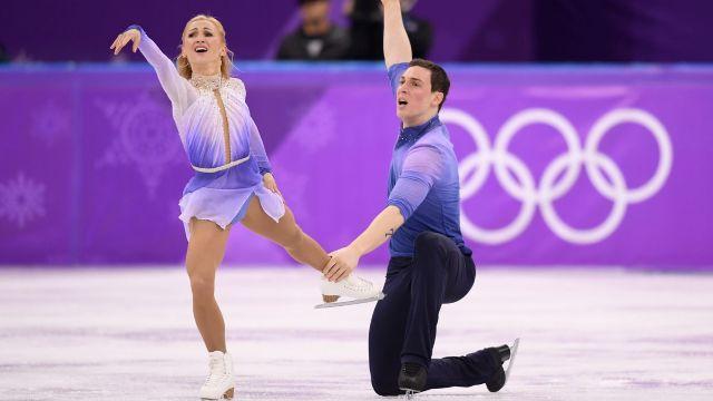 Patinaj artistic | Medaliaţii cu aur la JO 2018, cuplul Savchenko-Massot, se gândesc la retragere
