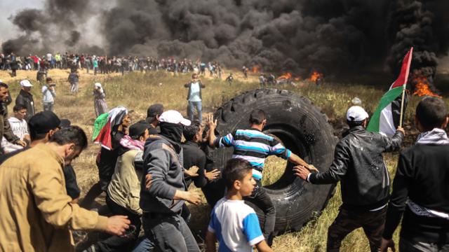 Dispută între Turcia şi Israel după violenţele din Gaza