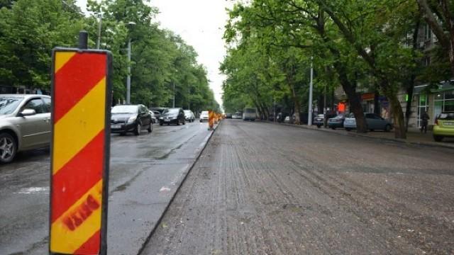 Programul lucrărilor de reparaţie a străzilor din Chișinău