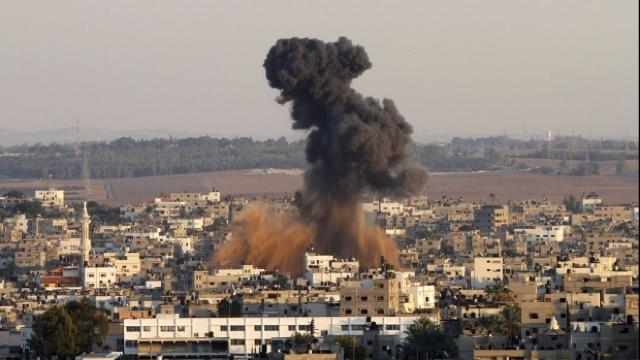 Armata israeliană a intrat în Fâșia Gaza