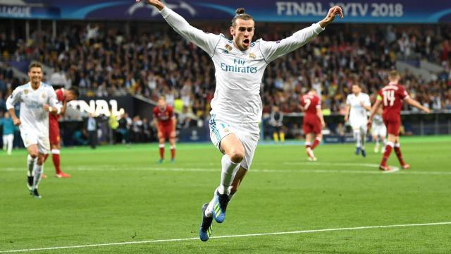 FOTO | Momentele care au marcat Finala Champions League de la Kiev: Real Madrid - Liverpool 3-1