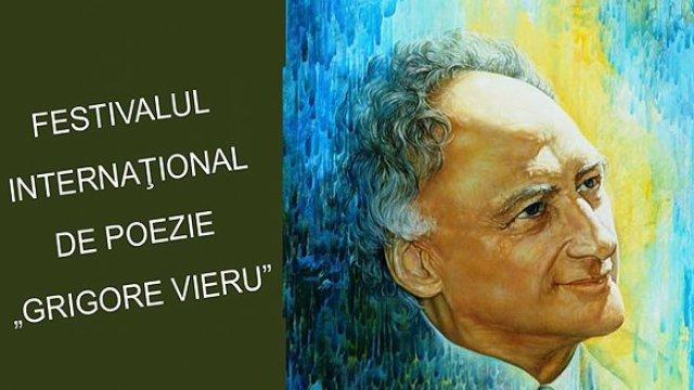 """Festivalul Internațional de Poezie """"Grigore Vieru"""" se va desfășura două zile la Chișinău"""
