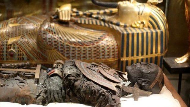 În mormântul faraonului Tutankamon nu există camere secrete, susţine un nou studiu