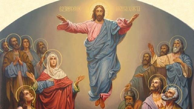 Astăzi creştinii ortodocşi şi greco-catolici sărbătoresc Înălţarea Domnului