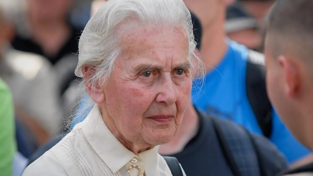 """Autoritățile germane au dat în căutare """"bunica nazistă"""" care n-a ajuns la închisoare să-și execute pedeapsa"""