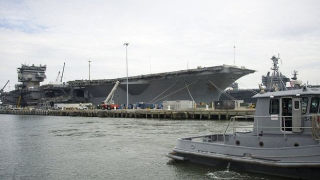 SUA își reactivează Flota a 2-a pentru a contracara amenințarea Rusiei