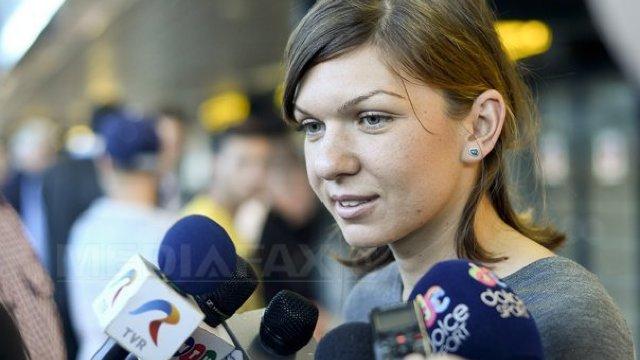 Reacţia Simonei Halep după victoria în faţa rivalei Maria Şarapova. De ce i-a fost greu româncei s-o învingă pe rusoaică