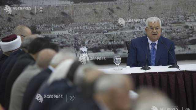 Autoritatea Naţională Palestiniană și-a rechemat ambsadorii din patru țări UE