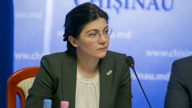 Silvia Radu susține că partidele implicate în alegeri s-au unit împotriva sa