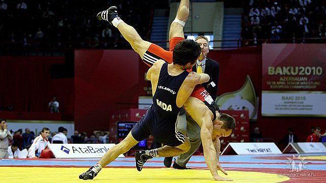 Bilanțul luptătorilor moldoveni la campionatele europene de la Kaspiisk