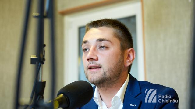 Dezbateri electorale | Reprezentantul Partidului Popular din R.Moldova, Maxim Braila