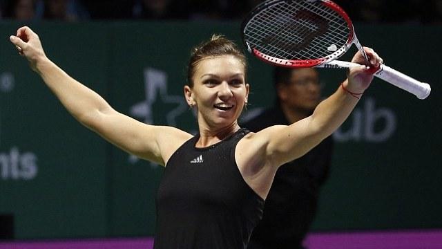 Simona Halep s-a calificat în sferturile de finală ale turneului WTA de la Madrid