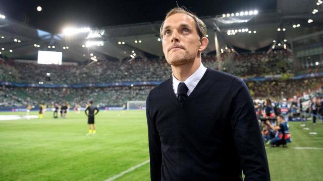 Thomas Tuchel este noul antrenor al formaţiei Paris Saint-Germain