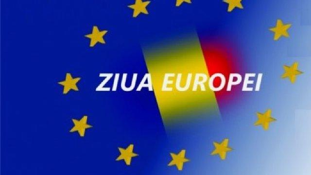 Activitățile României în cadrul evenimentelor dedicate marcării Zilei Europei - Chișinău 2018