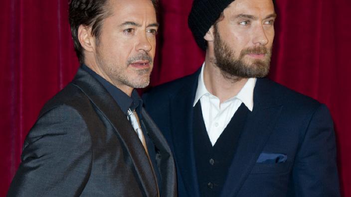 Robert Downey Jr. şi Jude Law revin în seria