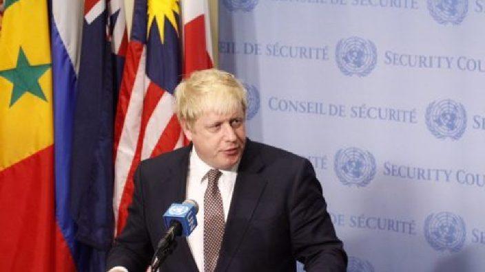 Fostul ministru de externe britanic Boris Johnson pledează pentru schimbarea strategiei referitoare la Brexit