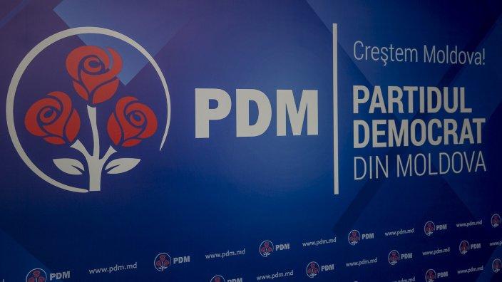 Anunțul PD privind opțiunea sa pentru turul doi al alegerilor locale noi din municipiul Chișinău