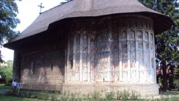 FOTO   Mănăstirea Humor, una dintre cele mai importante ctitorii ale evului mediu moldovenesc