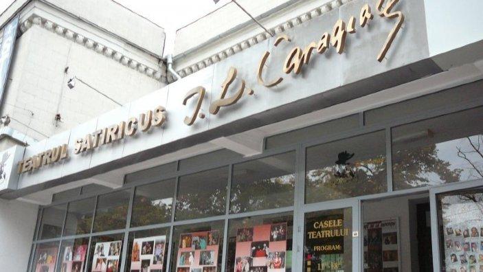 """Teatrul """"Ion Luca Caragiale"""" din Chișinău va prezenta șapte spectacole în România"""