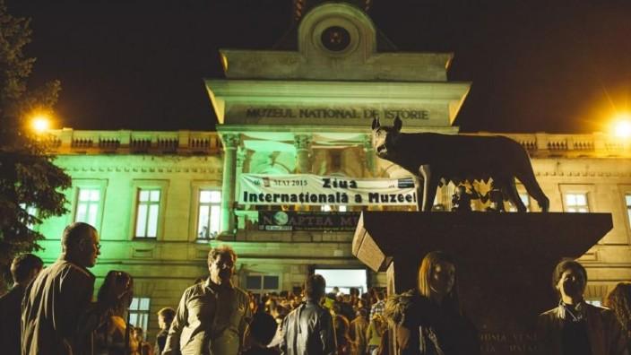 Noaptea Muzeelor, săptămâna viitoare la Chișinău