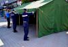 Peste 6000 de persoane s-au adresat la corturile anticaniculă instalate de salvatori
