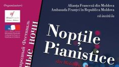 """Festivalul """"Nopțile Pianistice"""" începe, astăzi, la Sala cu Orgă"""