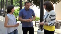 Reprezentanta Ambasadei SUA a avut o întrevedere cu Andrei Năstase și Maia Sandu