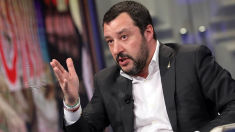 Vicepremierul italian Matteo Salvini apără anexarea Crimeii de către Rusia