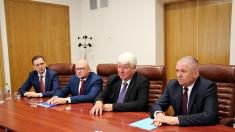 Chișinăul a cerut vicepreședintelui Gazprom restructurarea datoriilor la gaze. Răspunsul lui Valeri Golubev